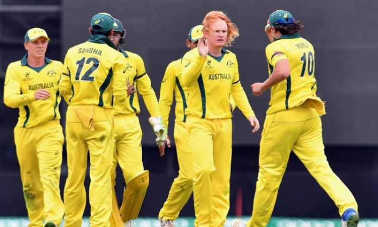 ICC U-19 WC: Australia beat Afghanistan by 6 wickets to enter finals