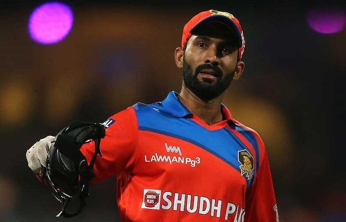 Dinesh Karthik is sold to Kolkata knight riders for INR 740 lacs