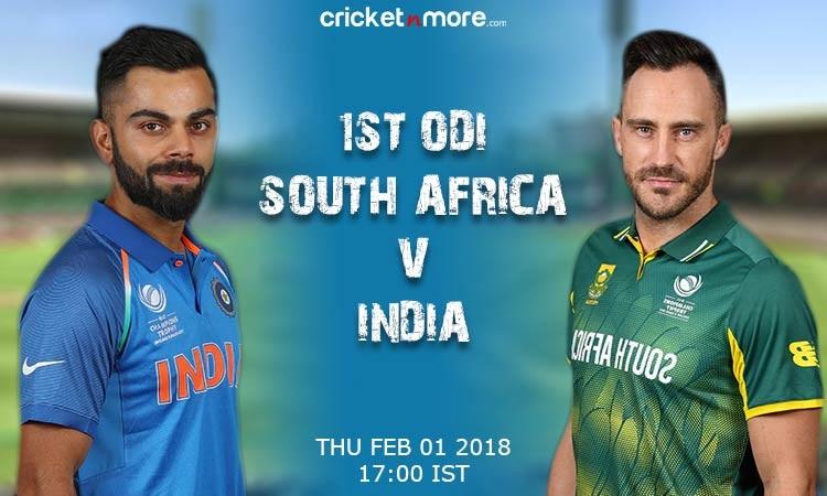IND vs SA: India eye early momentum in ODI series vs South Africa