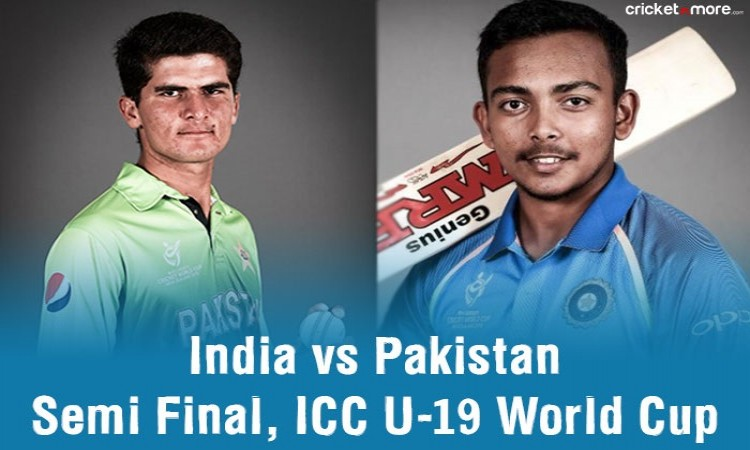 In-form India aim to outclass Pakistan in U-19 World Cup semi-final