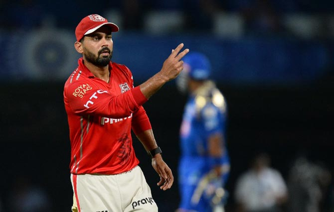 Murali vijay is sold to Chennai for 2 crore