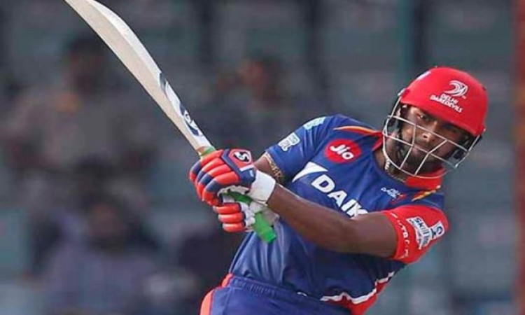Rishabh Pant smashes second fastest century in T20 history