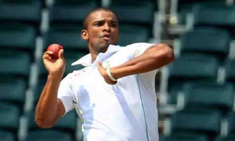 Images for Philander cautions India ahead of opening Test