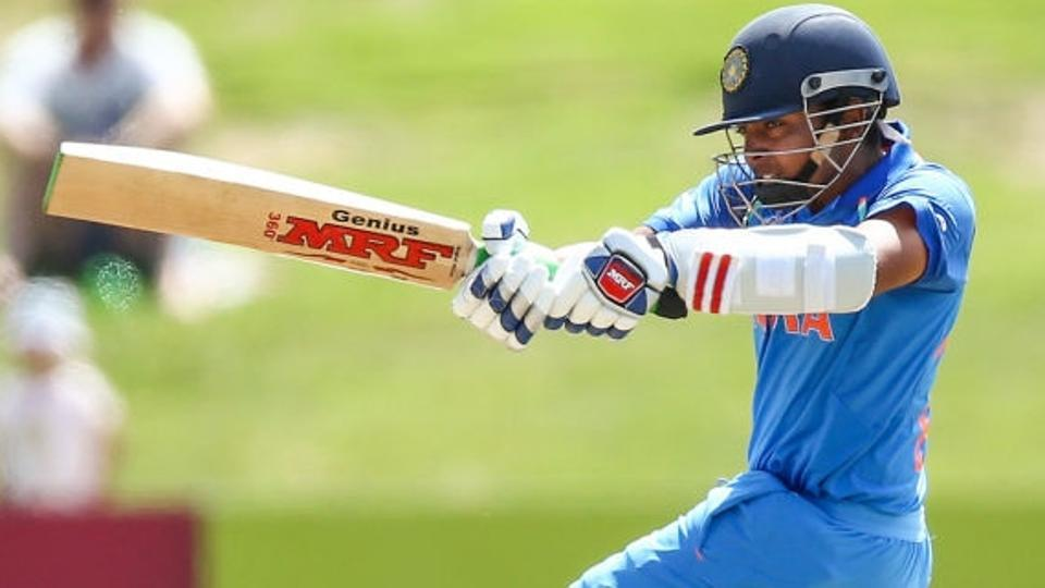 India post 328/7 against Australia in ICC U-19 Cricket World Cup 2018