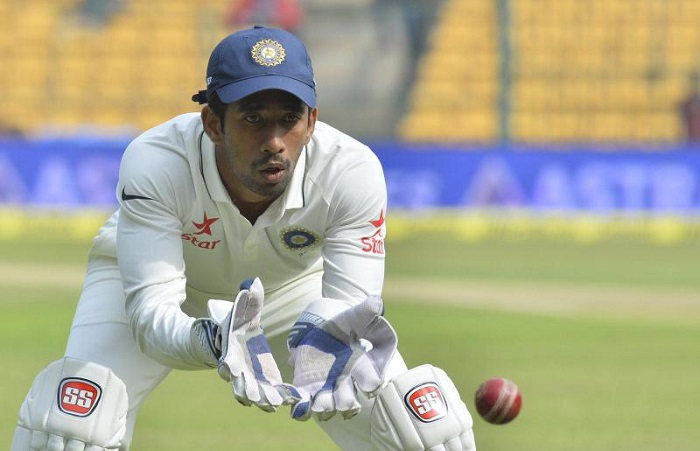 wriddhiman saha is sold to Sunrisers Hyderabad for INR 500 lacs