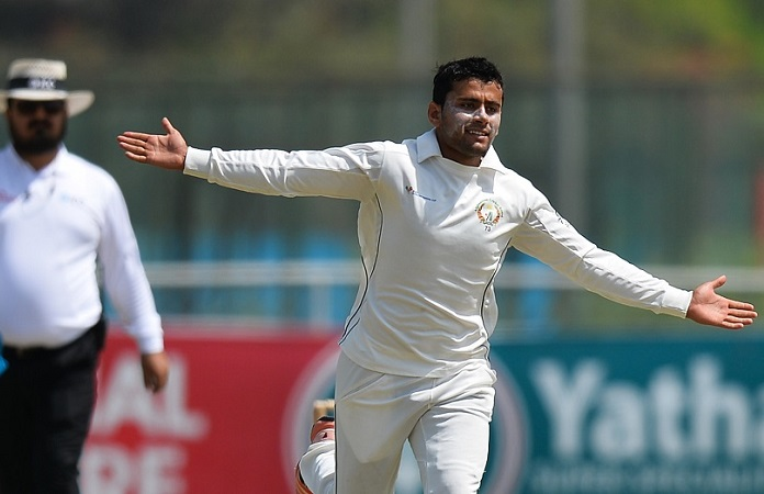 19 year old Zahir Khan Pakteen is sold to rajasthan royals for INR 60 lacs