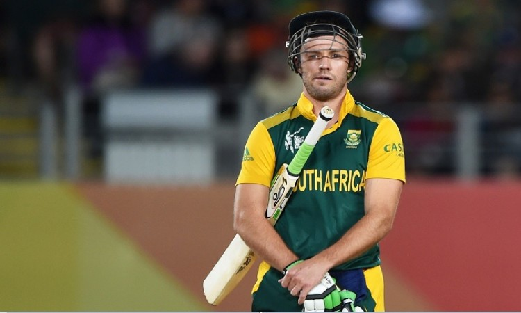 since 2008 AB de Villiers made no 50+ score in a bilateral ODI series