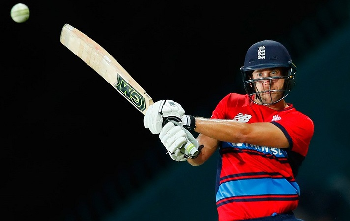 DAWID MALAN is now the first player to score 50+ in 1st two T20I matches.