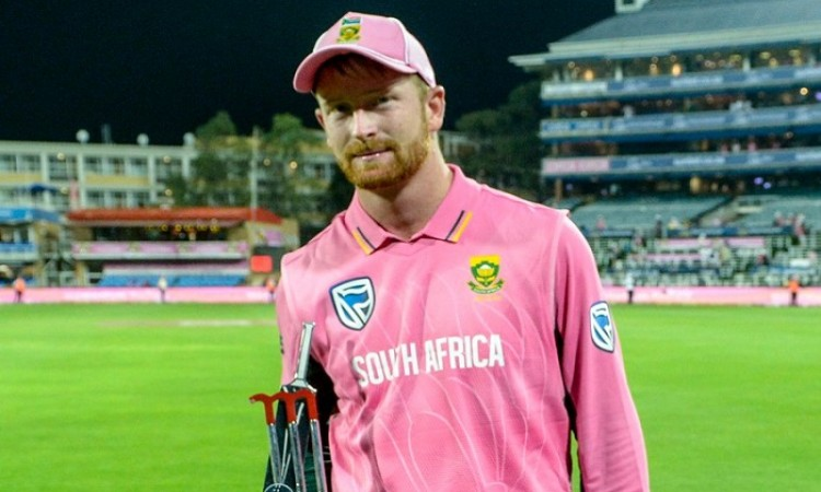 Heinrich Klaasen did not have match tickets for family