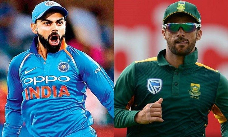 India vs South Africa 3rd T20I