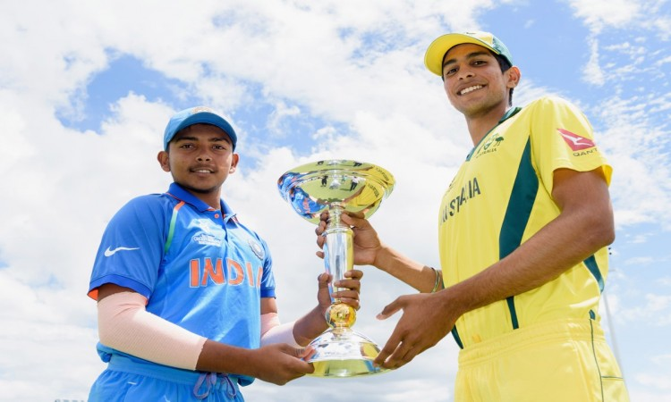 Preview: India, Australia chase 4th ICC U-19 World Cup title Images