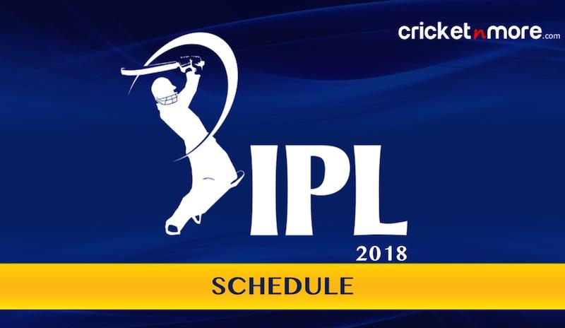 आईपीएल 2018