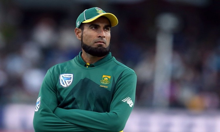 Imran Tahir claims racial abuse by Indian fan