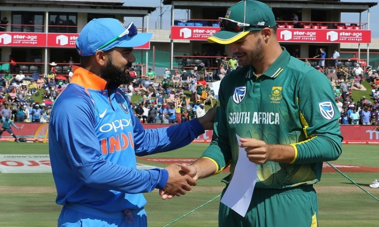 India vs South Africa, 5th ODI statistical preview