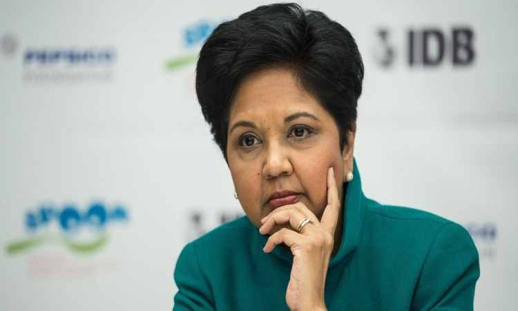 Indra Nooyi becomes ICC's first independent female director Images