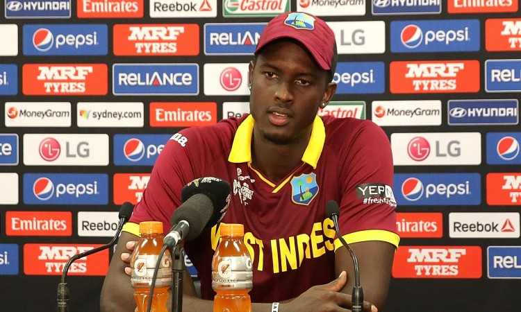 Time to push for 3rd world cup, says Jason Holder Images