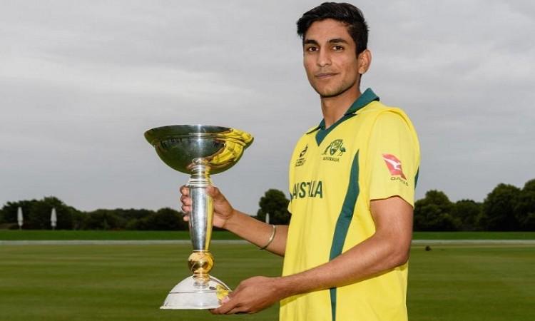 ICC U-19 WC: Oz skipper Jason Sangha praises Indian performance Images