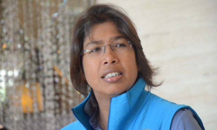 Reaching World T20 semis is our first target, says Jhulan Goswami