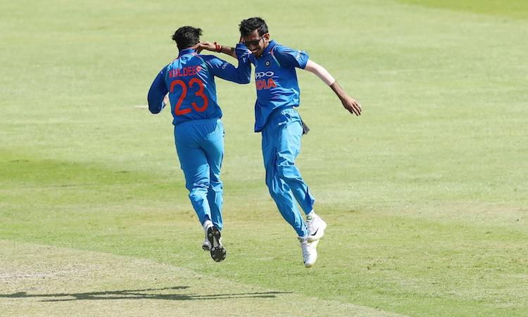 Kuldeep Yadav  Yuzvendra Chahal Images in Hindi