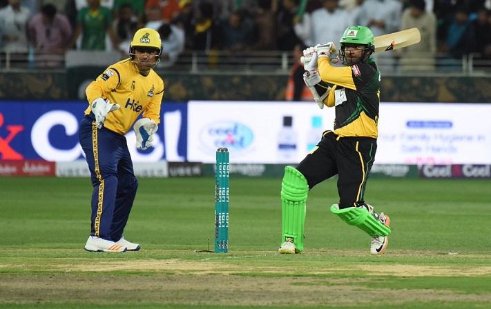 Multan Sultans beat Peshawar Zalmi by 7 wkts in PSL 2018 opener