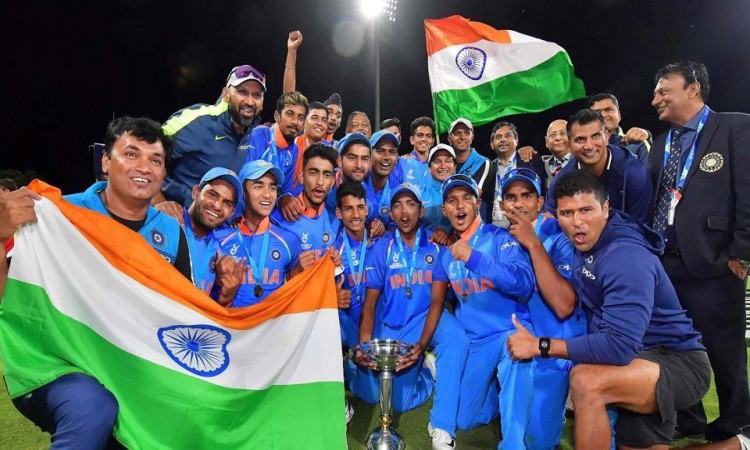 Kalra elated after U-19 World Cup win Images