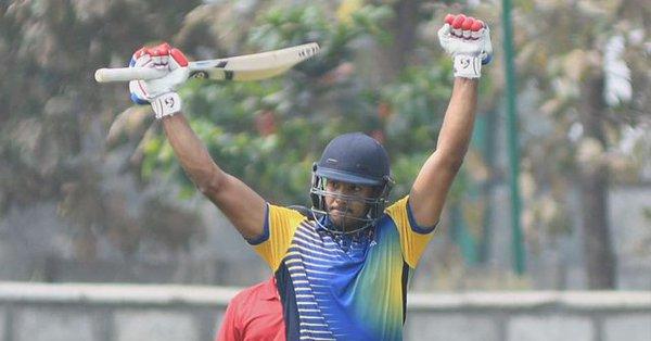 Karnataka thrash Maharashtra by 9 wickets to enter Vijay Hazare final