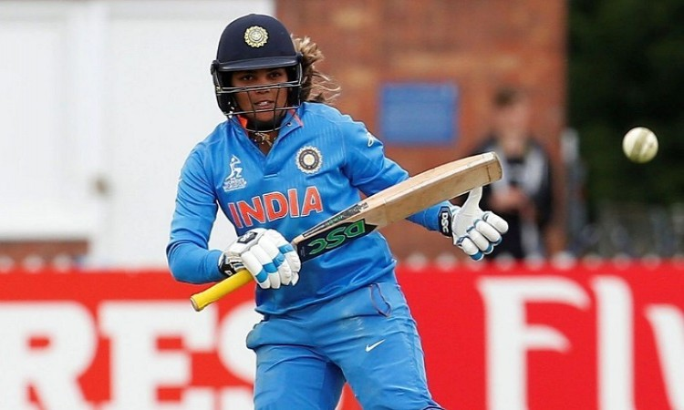 India take 1-0 lead in women's T20I series Images