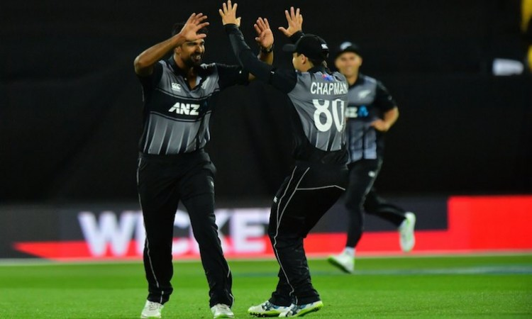 New Zealand beat England by 12 runs in T20I tri-series Images