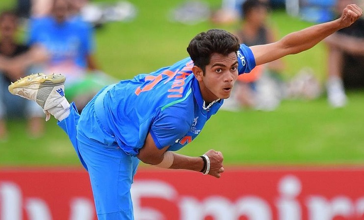 U19 World Cup winner Kamlesh Nagarkoti rewarded with Rs 25 lakh