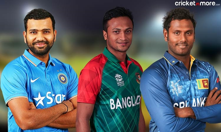 Shakib included, Imrul and Taskin return to T20 squad for Nidhas Trophy