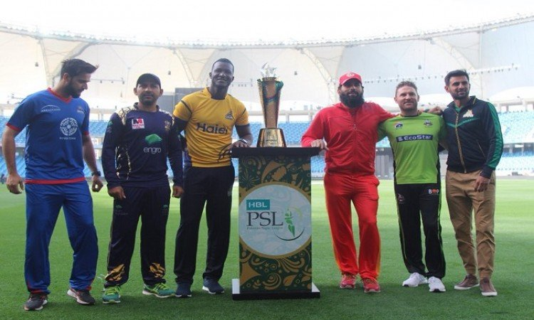 pakistan super league complete schedule, Teams and Players