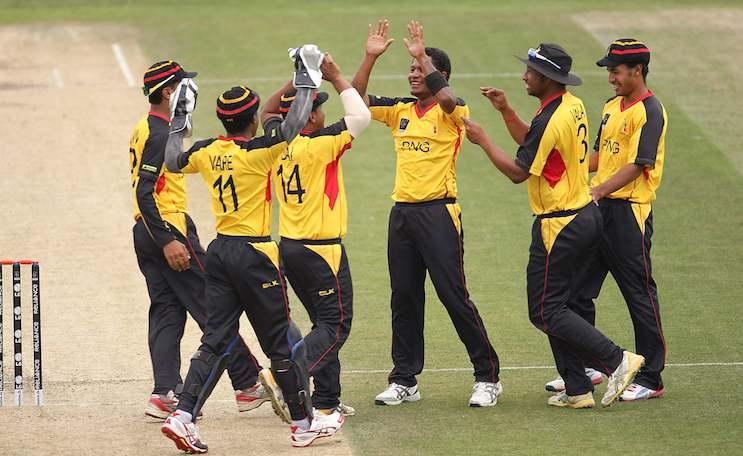 Papua New Guinea Squad