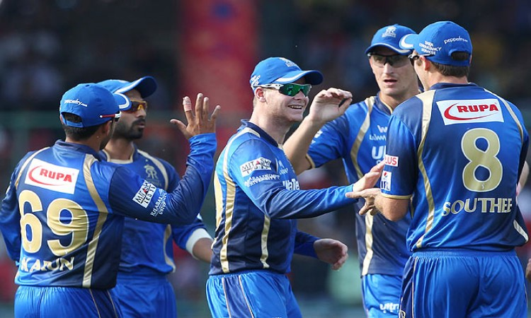 Steve Smith to lead Rajasthan Royals in IPL 2018