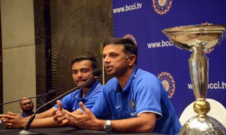 ICC U-19 World Cup: Real satisfaction was the process, says Rahul Dravid