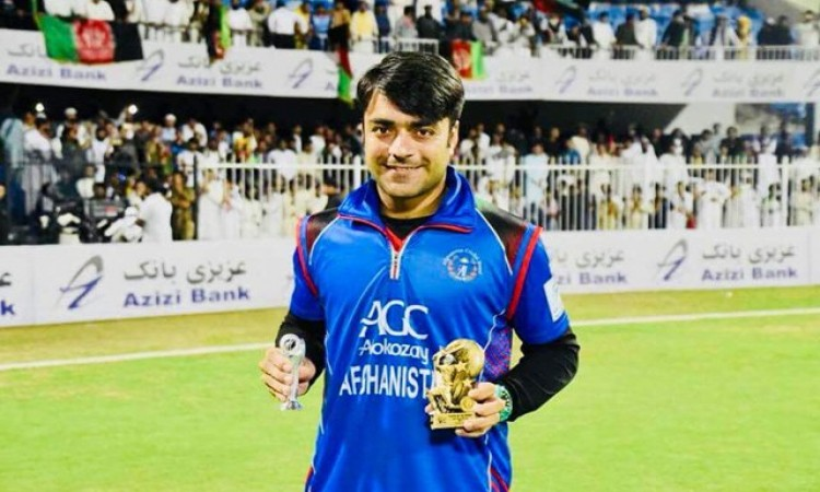 Rashid Khan youngest captain in International cricket history