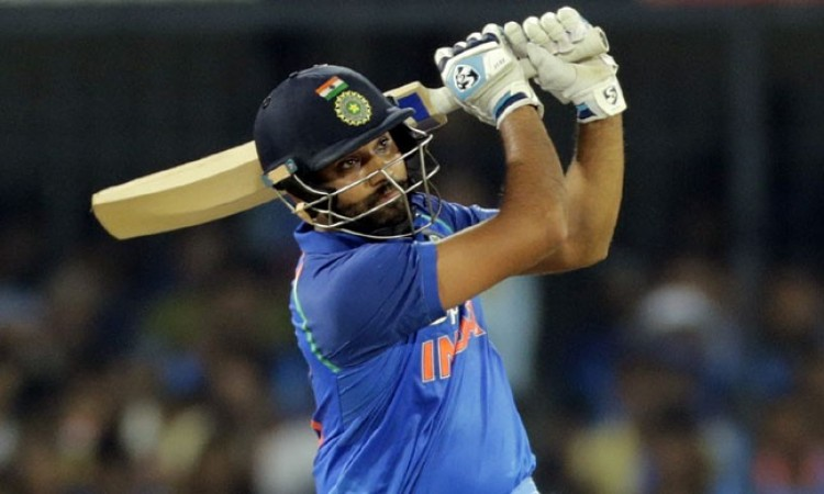 Centurion Rohit guides India to challenging 274/7 in 5th ODI  Images