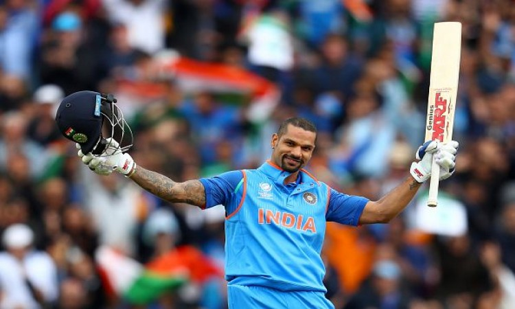 Shikhar Dhawan reveals his most consistent partner in Team India dressing room