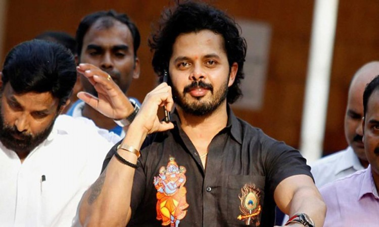 SC seeks BCCI response on S. Sreesanth's plea challenging life ban Images