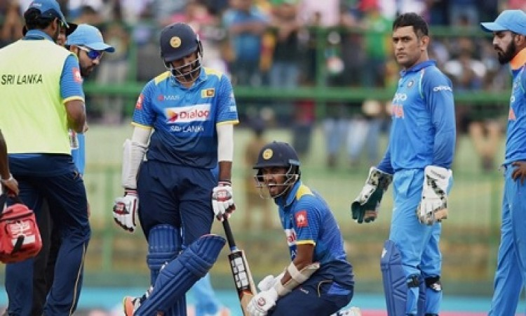 श्रीलंका बनाम बांग्लादेश