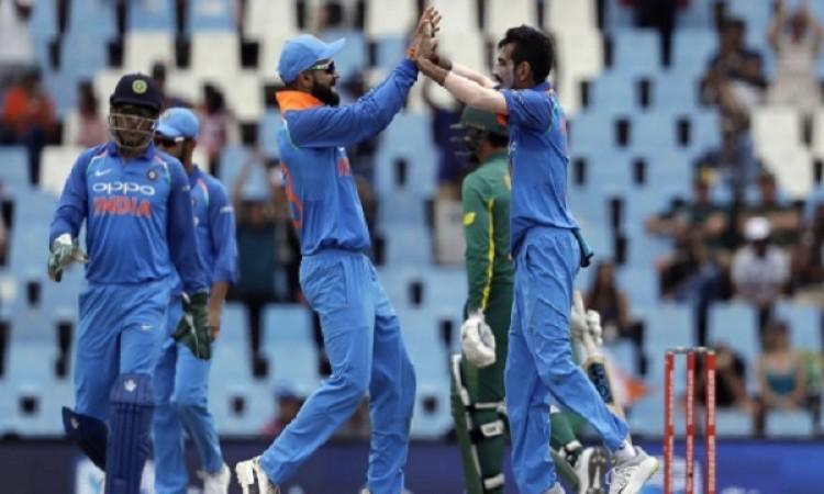 भारत बनाम साउथ अफ्रीका: तीसरे वनडे में इस खिलाड़ी को मिला मौका