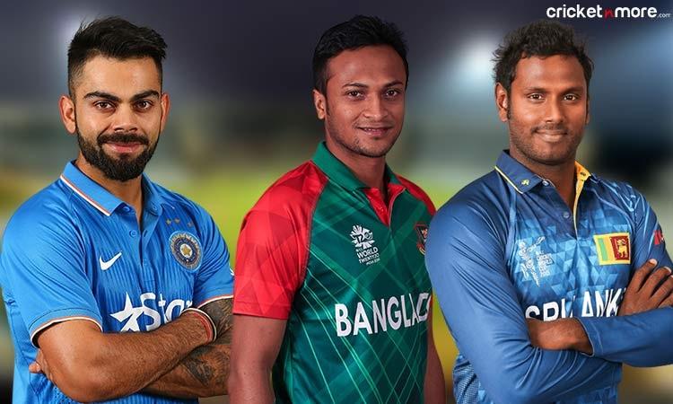 Gunaratne, Madushanka ruled out of t20 series vs india and Bangladesh