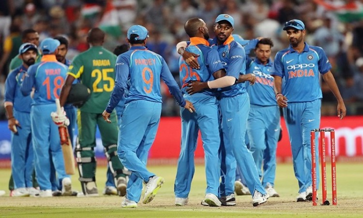India beat South Africa by 124 runs to take 3-0 lead