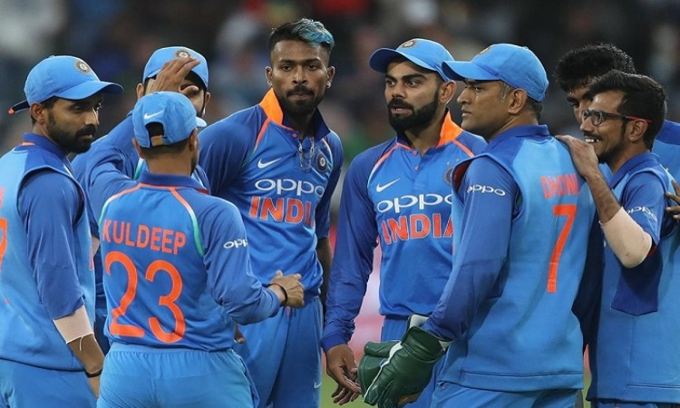 India ascend to top spot in ICC ODI rankings
