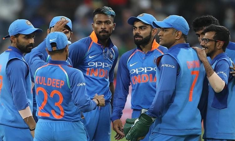 Team India eyes five milestone in fifth odi