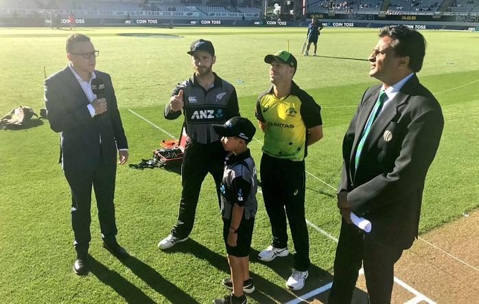 Australia vs New Zealand Live Score