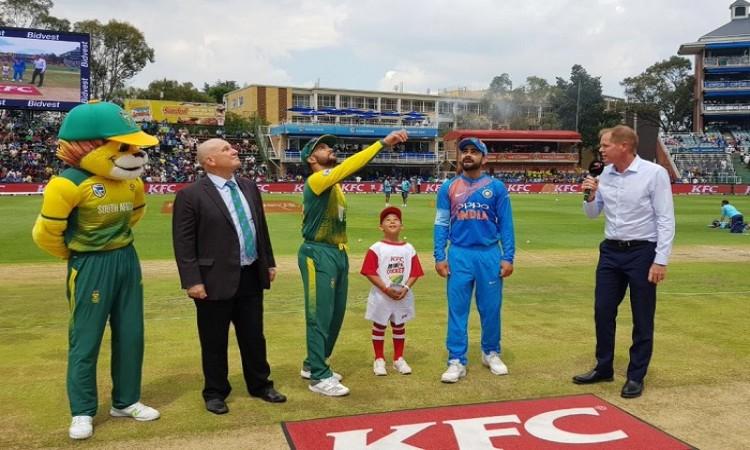 India vs South Africa 1st T20I Live Score