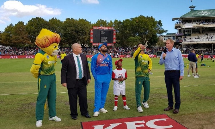 South Africa opt to field in 3rd T20I vs India, Virat Kohli out with stiff back