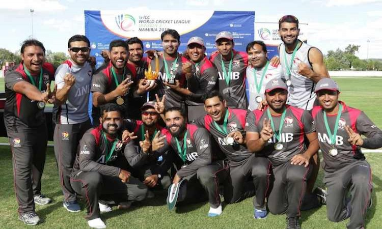 UAE Cricket
