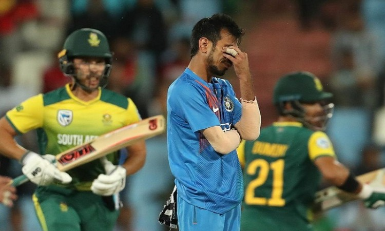 3 reason behin Yuzvendra Chahal failure in T20I series vs SouthA Africa