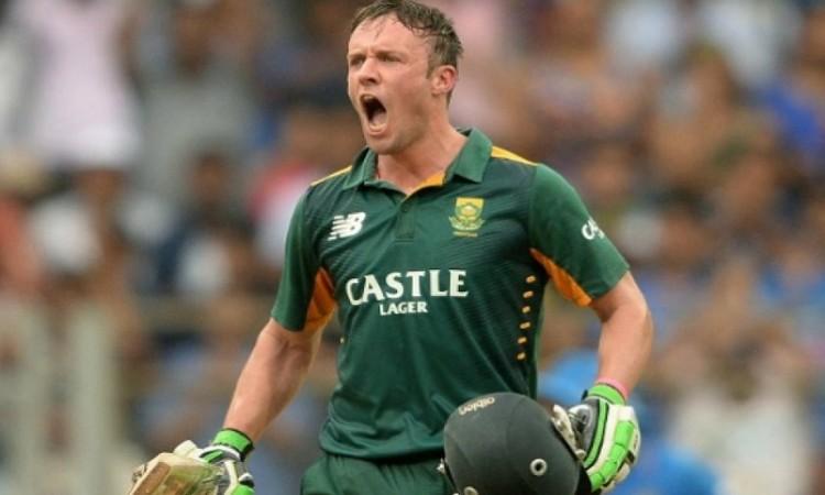AB De Villiers returns for final three ODIs vs India